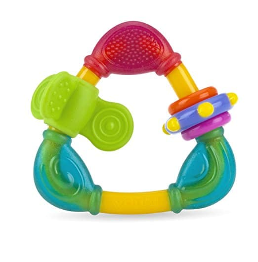 How to shower with your baby. Washing your infant. Instead of trying to bend over, enduring the pain in your fresh C-Section incision, opt for the easier method of taking your baby into the shower with you! So much less hassle. Seamlessly include your newborn in your wash routine. Distract your newborn with a teether / teething toy!