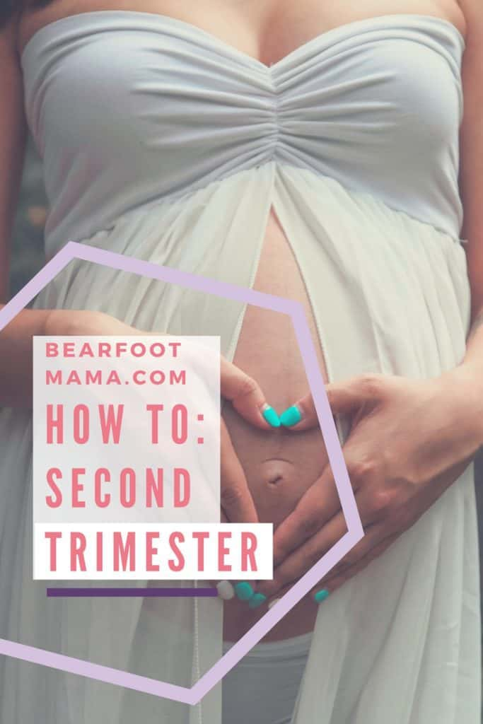How to have your best pregnancy: second trimester. Learn valuable tips and tricks for how to have a comfortable pregnancy.