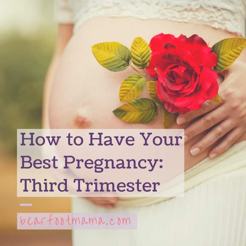 8 Tips For A Comfortable Third Trimester