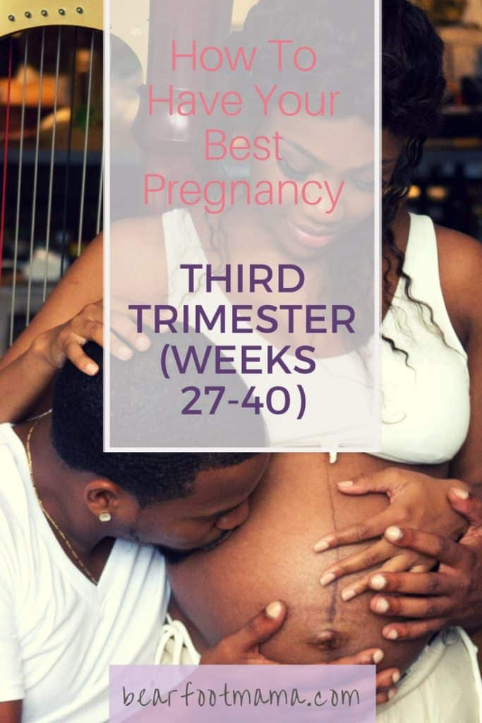 8 best pregnancy tips to have your most comfortable third trimester
