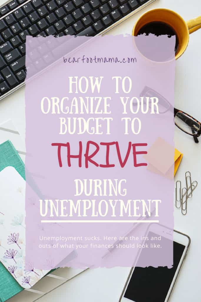 Unemployed? Here is what your budget should look like, with real numbers and everything you need to optimize your budget. Read on to see what this family of four did to successfully survive unemployment!